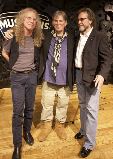 Waddy Wachtel, Don Everly, David Frizzell