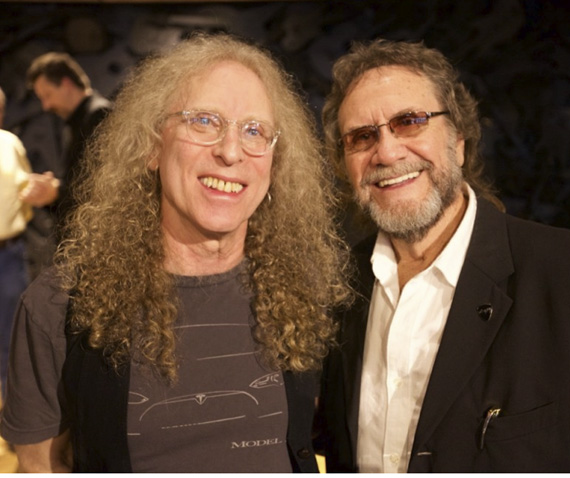 Waddy Wachtel, David Frizzell