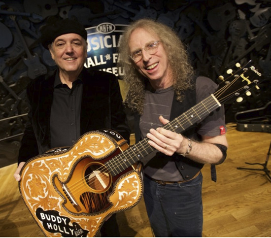 Keith Allison, Waddy Wachtel