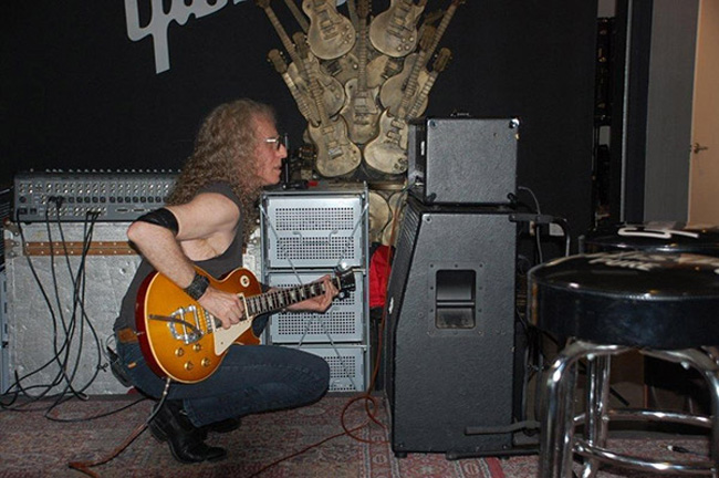 Waddy Wachtel Interview November 2014