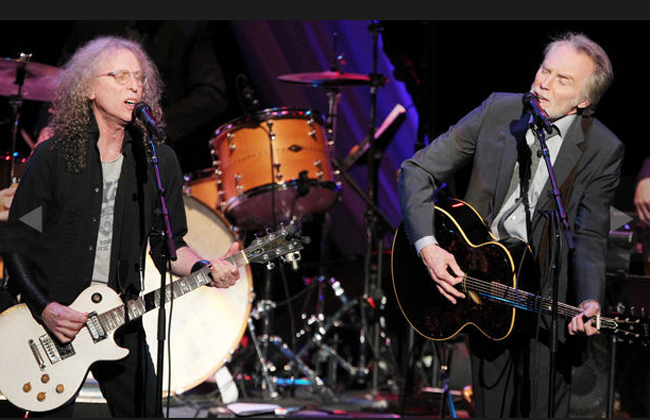 Waddy Wachtel, JD Souther