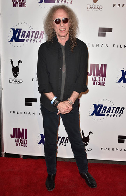 Waddy Wachtel at the premiere on 9/22/14 at the Arclight Theater, Hollywood CA (Photo by Alberto E. Rodriguez)