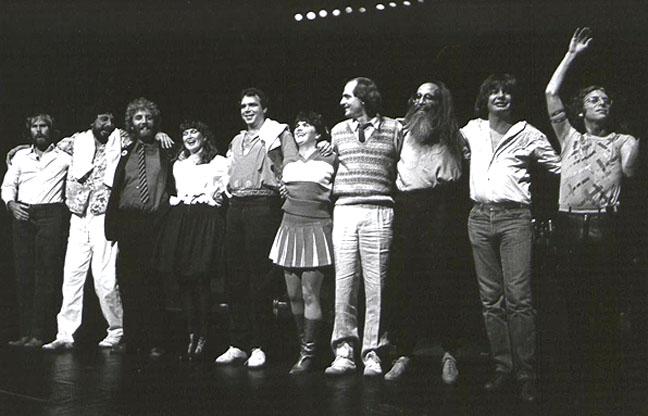 November 9, 1982 Radio City Music Hall