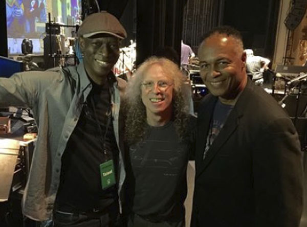 Keb' Mo', Waddy Wachtel, Ray Parker Jr.
