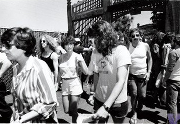 Waddy Wachtel, Linda Ronstadt, Glenn Frey 1976