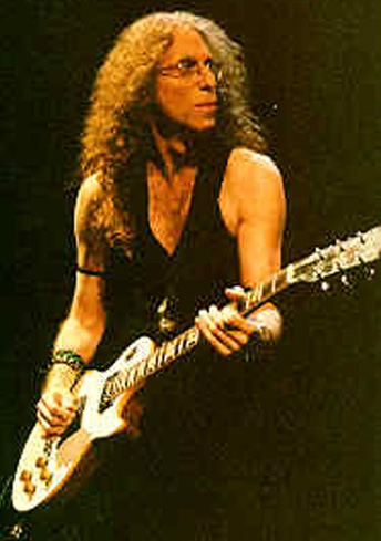 Waddy Wachtel 1996 What the Hell Happened To Me? Tour