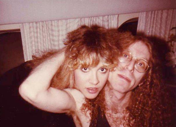 Stevie Nicks, Waddy Wachtel 1981