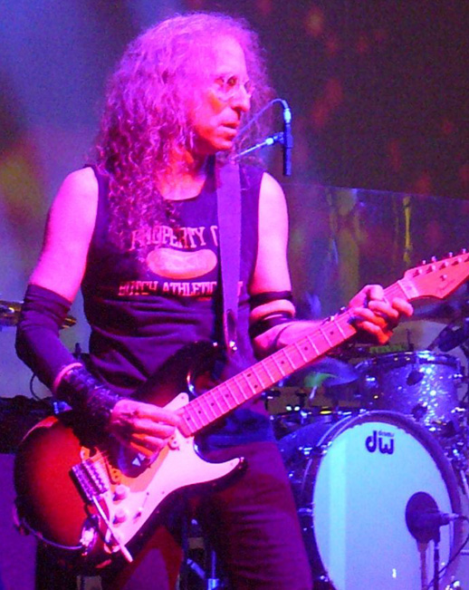 Waddy Wachtel 7/15/12 (photo by Ken Hartsfield)