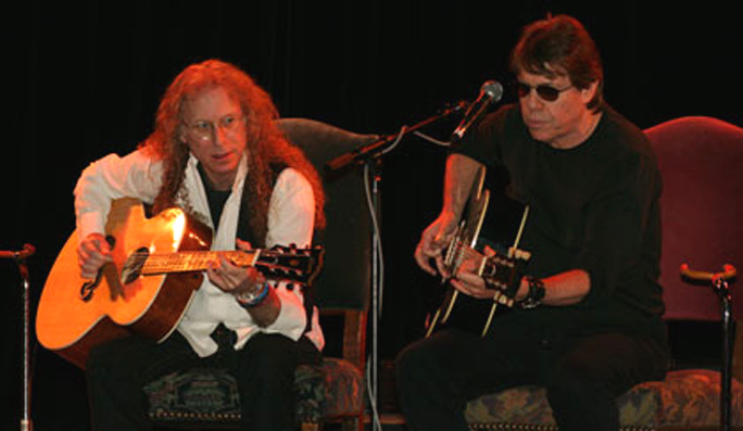 Waddy Wachtel, George Thorogood 2007